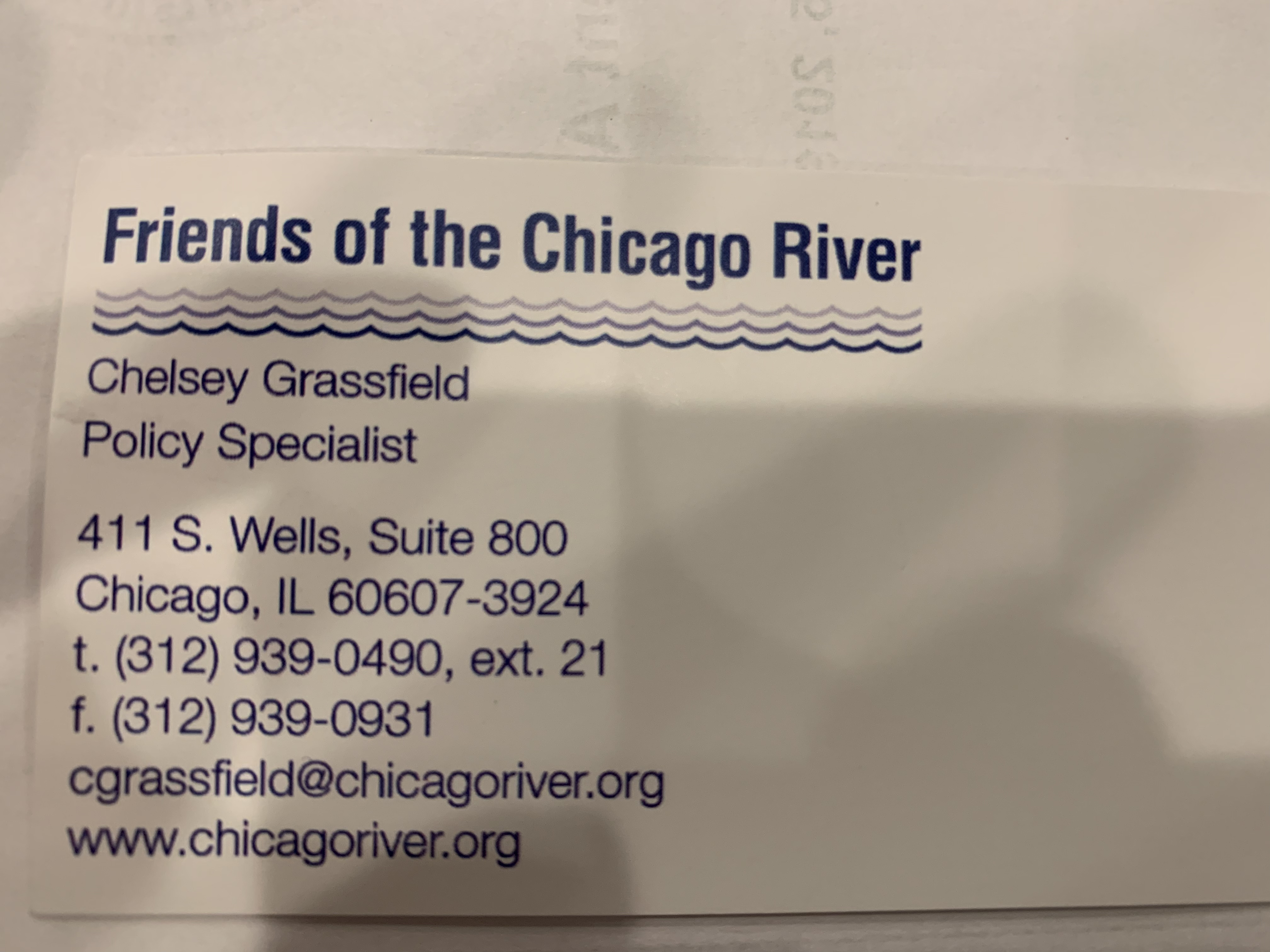 Friends of the Chicago River