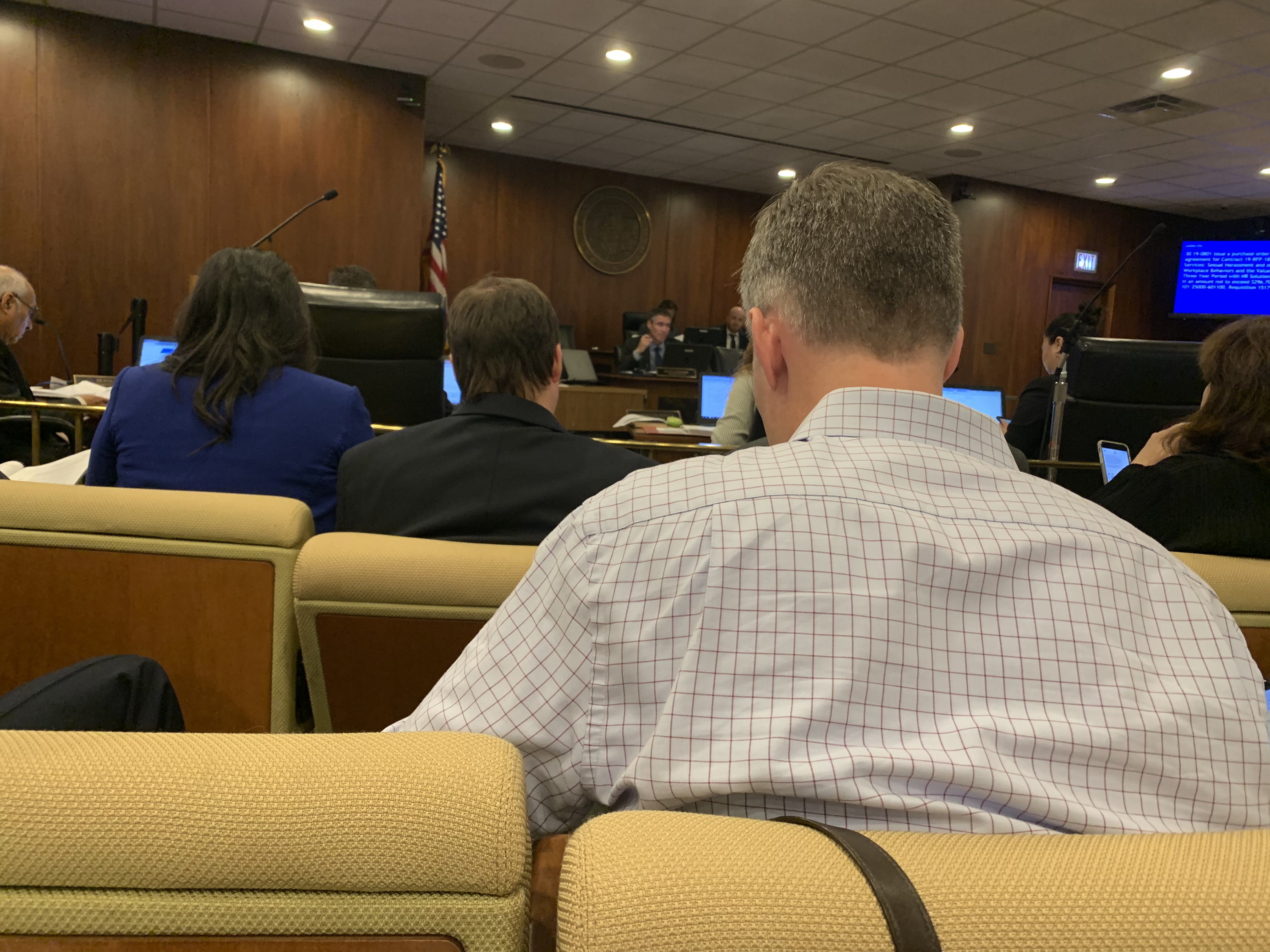 Metropolitan Water Reclamation ongoing meeting