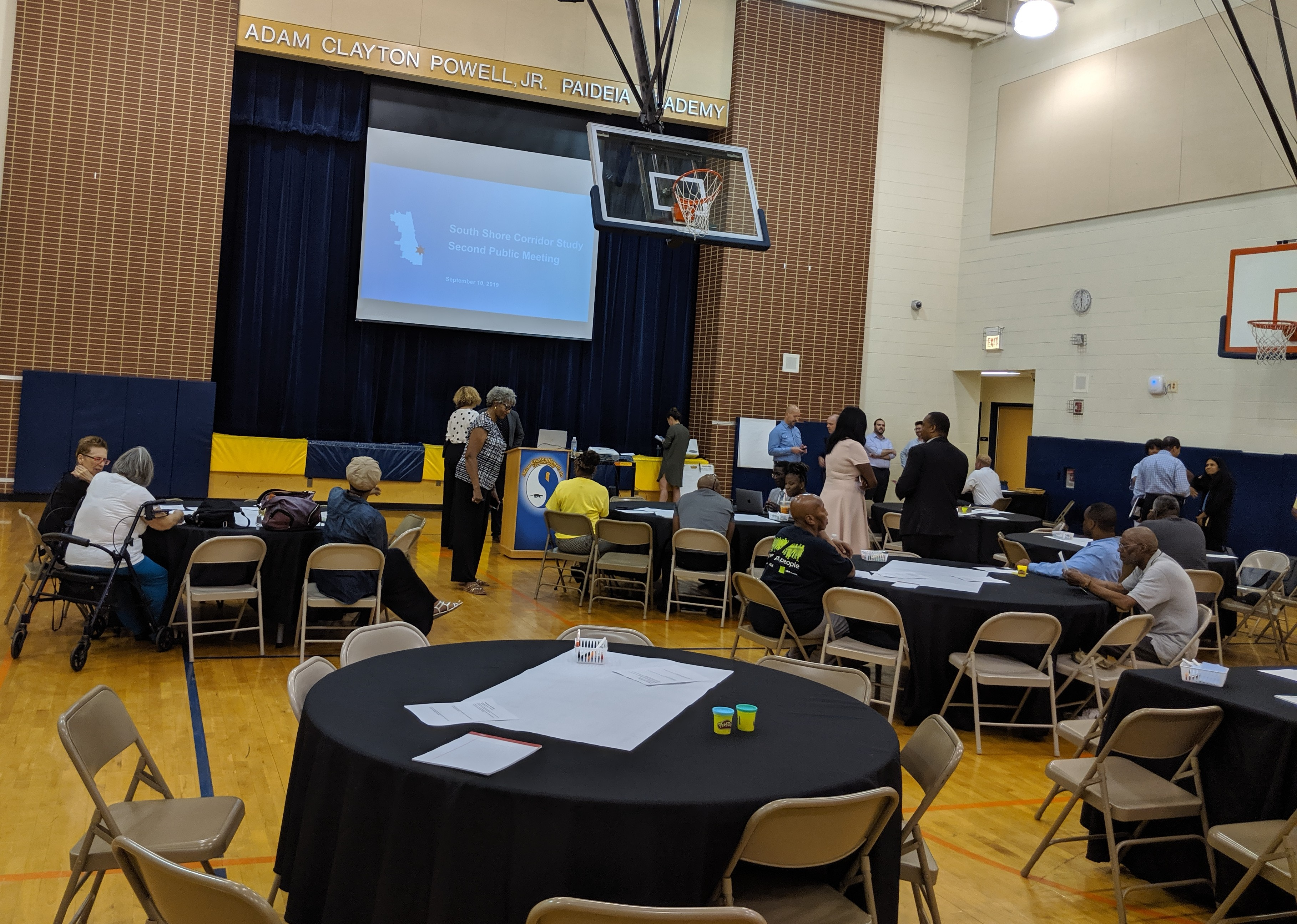 South Shore Corridor Study 9–10–19 Before the Meeting 1
